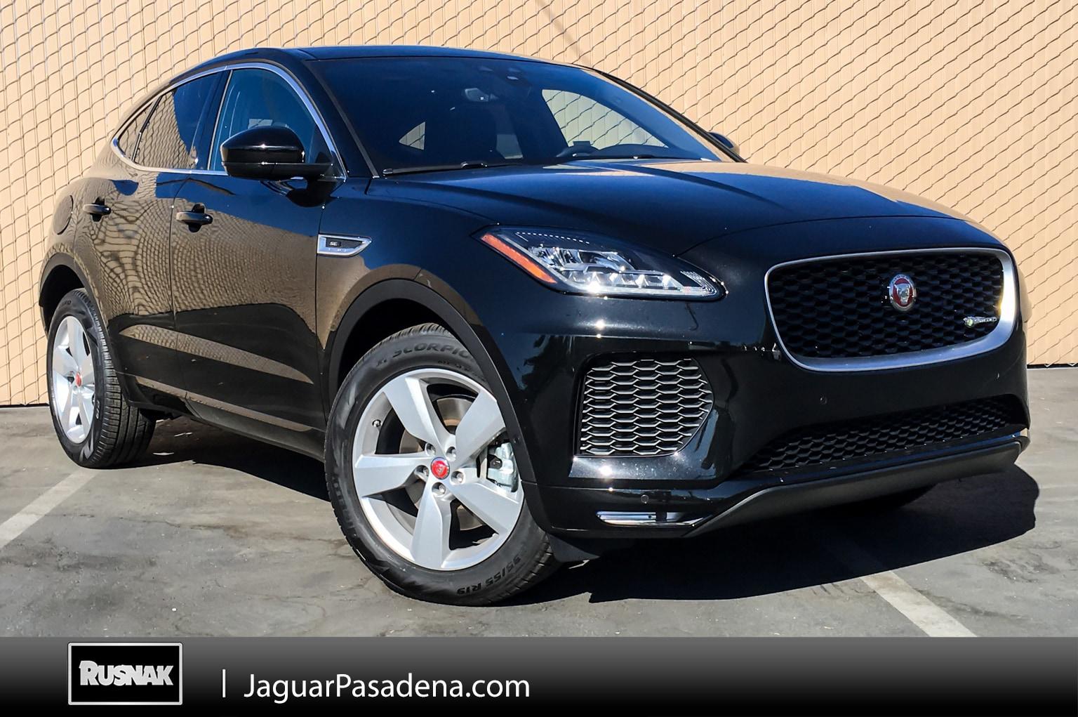 New 2018 Jaguar E-PACE SE SUV For Sale Los Angeles California