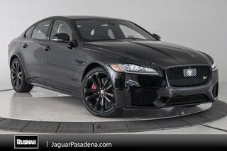 New 2019 Jaguar XF S Sedan Los Angeles Southern California