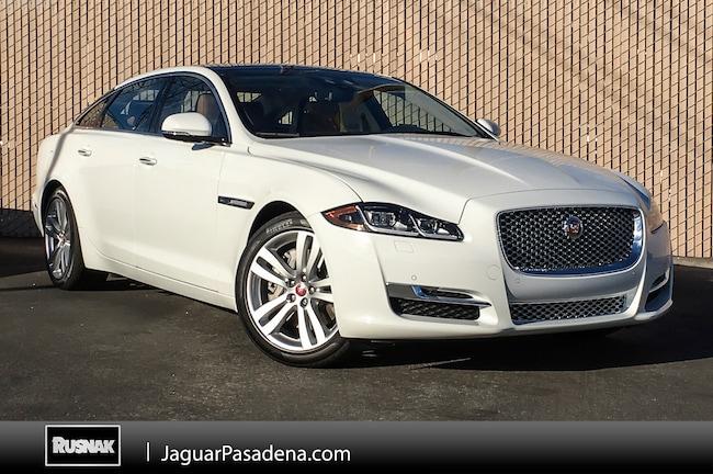 New 2019 Jaguar XJ L Portfolio For Sale Los Angeles California