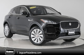 CPO 2018 Jaguar E-PACE SE SUV Los Angeles Southern California
