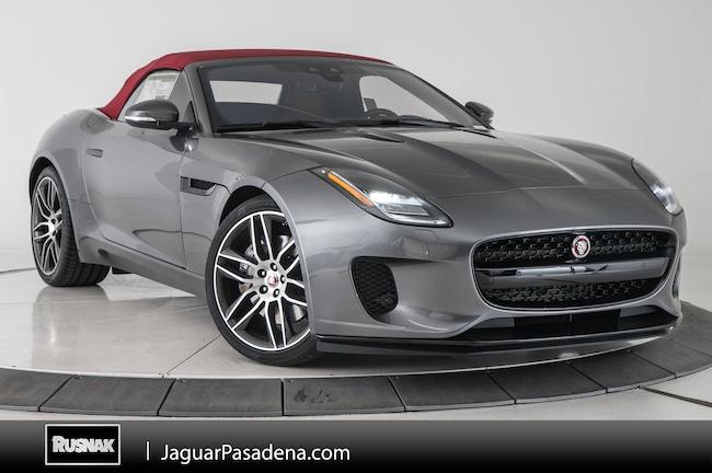 New 2019 Jaguar F-TYPE P340 Convertible For Sale Los Angeles California