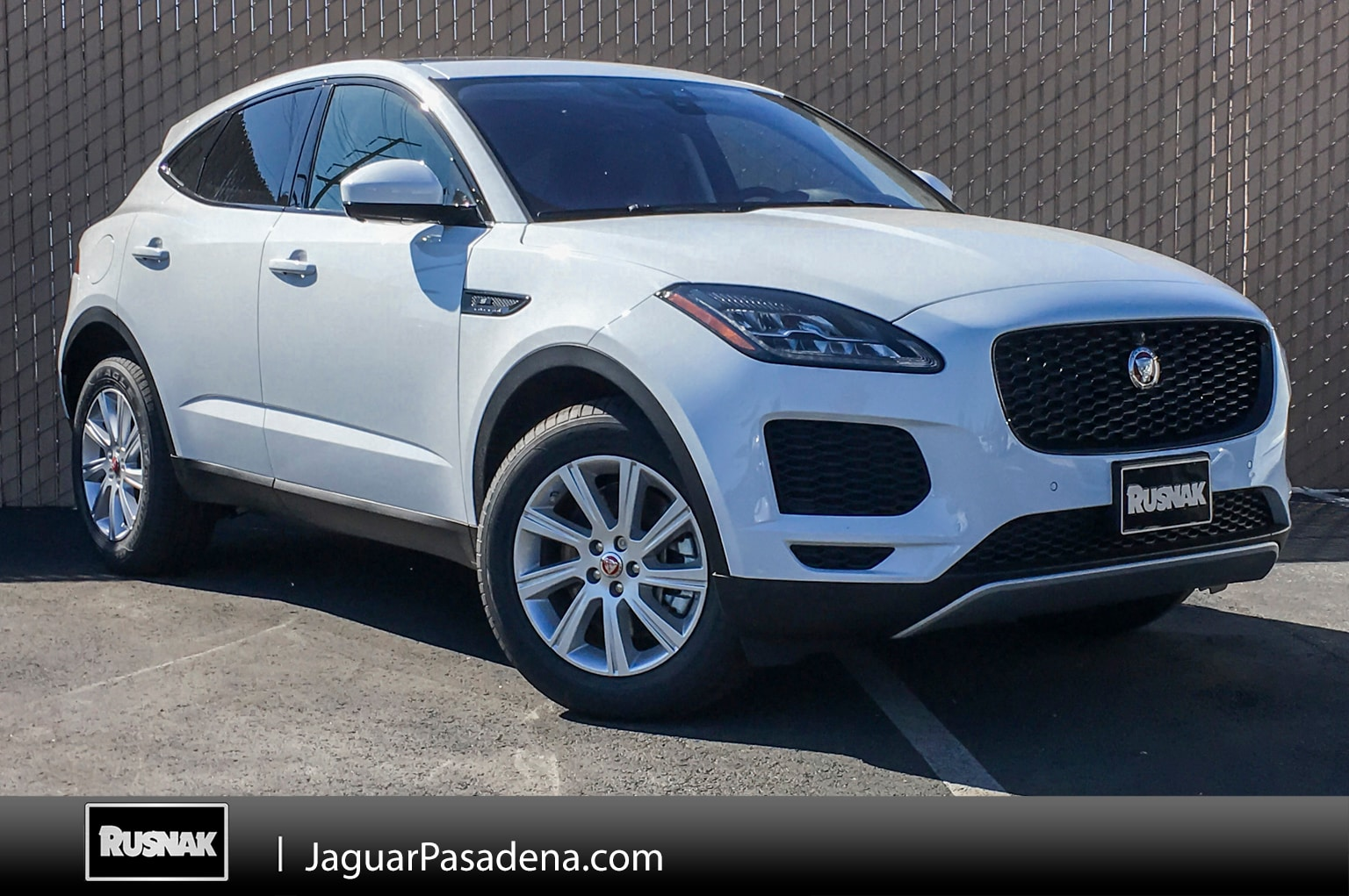 New 2019 Jaguar E-PACE S SUV For Sale Los Angeles California