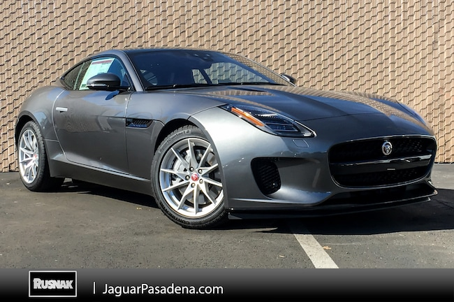 New 2019 Jaguar F-TYPE P300 For Sale Los Angeles California