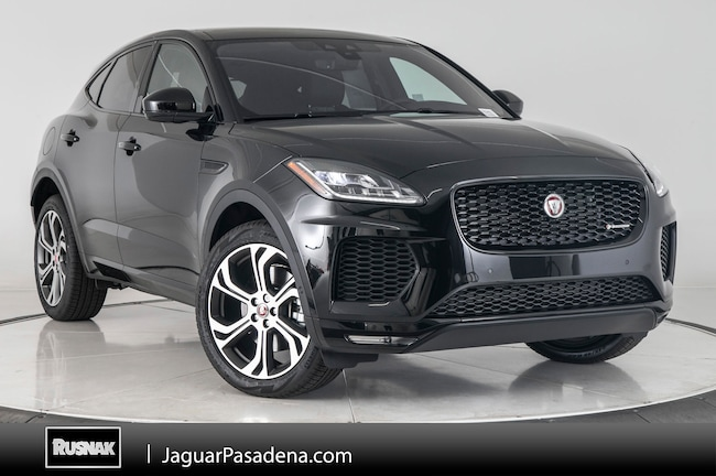 New 2018 Jaguar E-PACE First Edition SUV For Sale Los Angeles California
