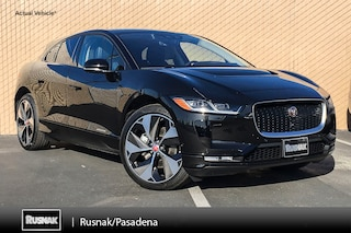 New 2019 Jaguar I-PACE First Edition SUV Los Angeles Southern California
