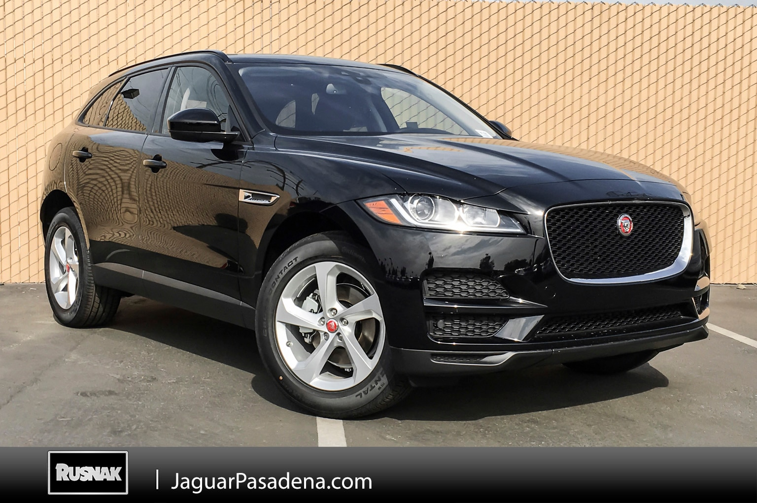 2018 Jaguar F-Pace: New Engine, New Trim, Price >> Buy Or Lease New 2018 Jaguar F Pace Los Angeles Stock 780398