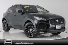 Certified Used 2018 Jaguar E-PACE R-Dynamic SE SUV Los Angeles California