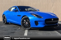 New 2019 Jaguar F-TYPE Coupe Los Angeles Southern California