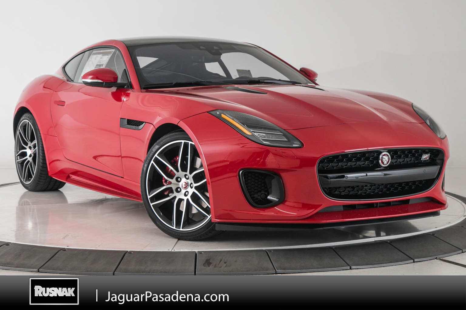2020 Jaguar F-TYPE Coupe