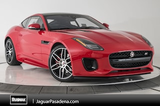 New 2020 Jaguar F-TYPE Checkered Flag Coupe Los Angeles Southern California
