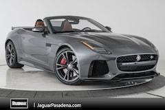 New 2019 Jaguar F-TYPE Convertible Los Angeles Southern California