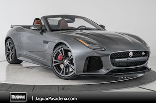New 2019 Jaguar F-TYPE SVR Convertible Los Angeles Southern California