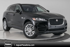 New 2018 Jaguar F-PACE SUV Los Angeles Southern California