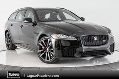 New 2018 Jaguar XF Wagon Los Angeles California