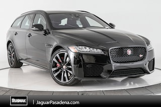 New 2018 Jaguar XF S Sportbrake Wagon Los Angeles Southern California