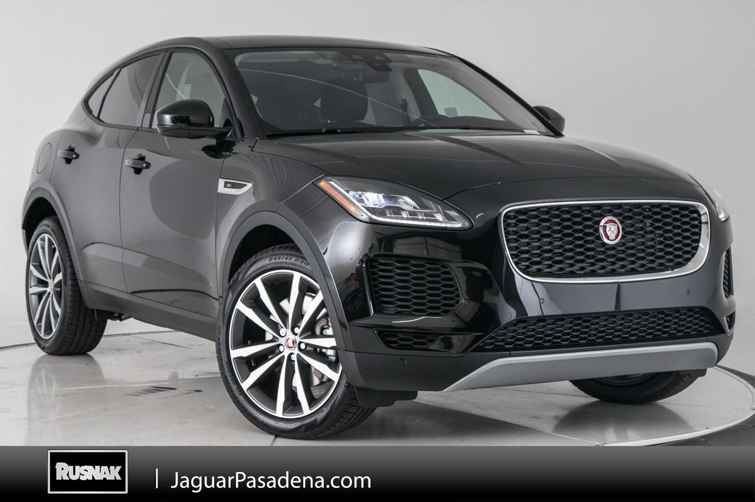 New 2019 Jaguar E-PACE S SUV For Sale Los Angeles California