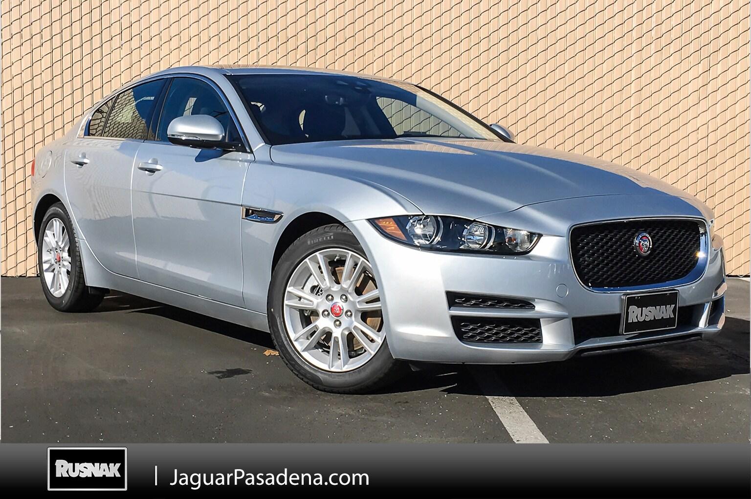 New 2019 Jaguar XE Premium Sedan For Sale Los Angeles California