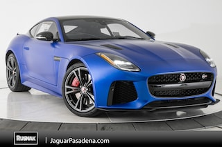 New 2020 Jaguar F-TYPE SVR Coupe Los Angeles Southern California