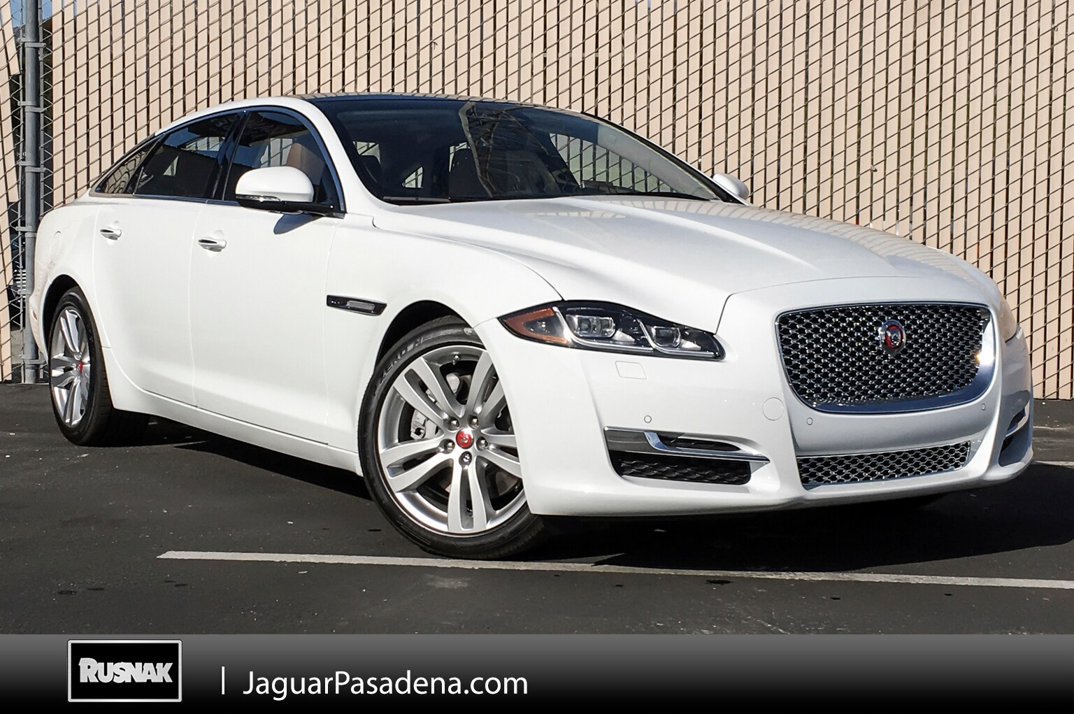 New 2019 Jaguar XJ Portfolio Sedan For Sale Los Angeles California