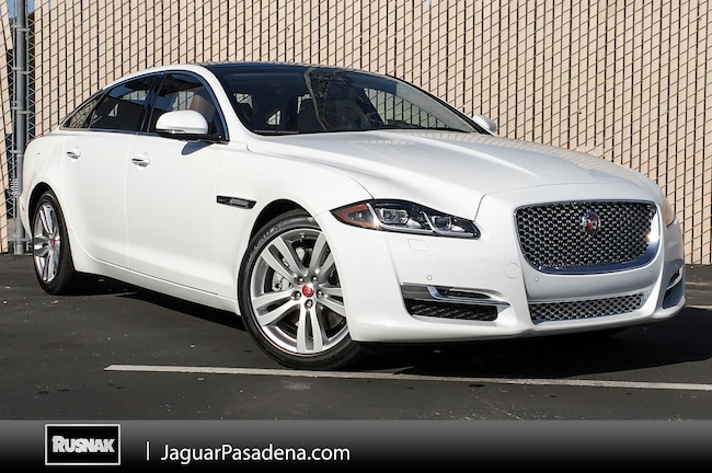 New 2019 Jaguar XJ L Portfolio For Sale Los Angeles California
