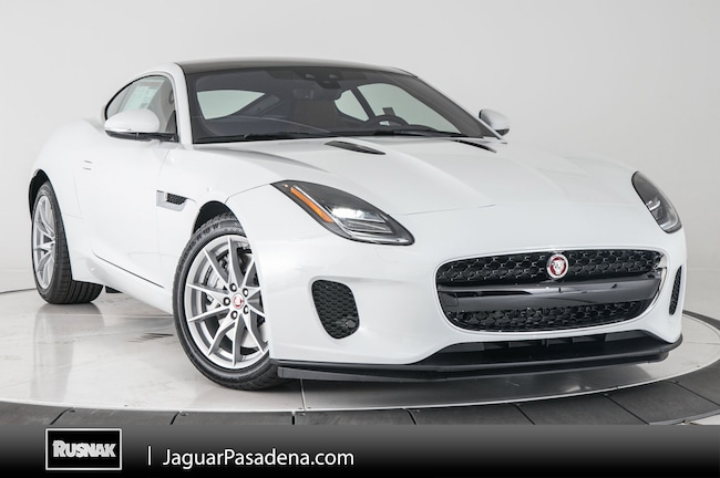 Buy Or Lease New 2019 Jaguar F Type Los Angeles Stock 790031