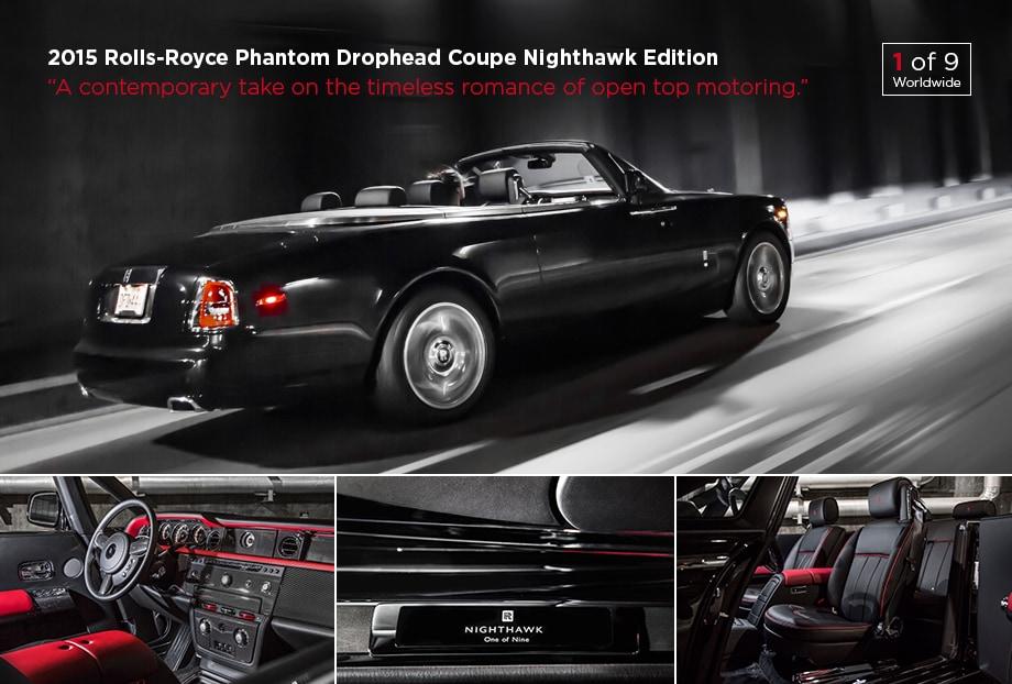 Rolls Royce Phantom Drophead Nighthawk Rolls Royce Motor