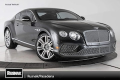 2016 Bentley Continental GT W12 Southern California