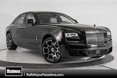 2019 Rolls-Royce Ghost Black Badge Sedan Southern California