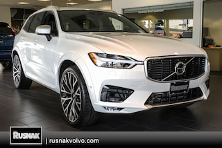 New 2019 Volvo XC60 T5 R-Design SUV Los Angeles California