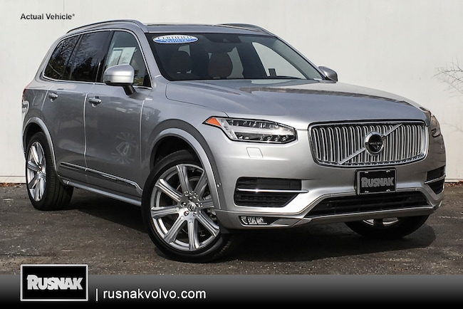 Certified Used 2016 Volvo XC90 T6 Inscription SUV Los Angeles