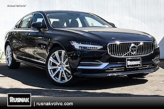 New 2019 Volvo S90 Hybrid T8 Inscription Sedan Los Angeles California