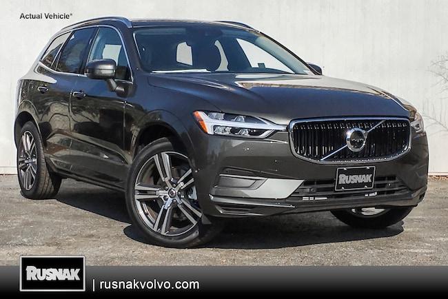 New 2019 Volvo XC60 T5 Momentum SUV Los Angeles