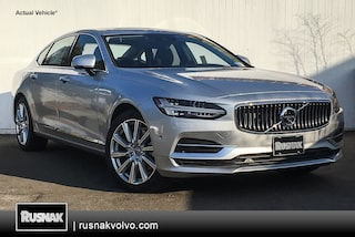 New 2018 Volvo S90 Hybrid T8 Inscription Sedan Los Angeles California