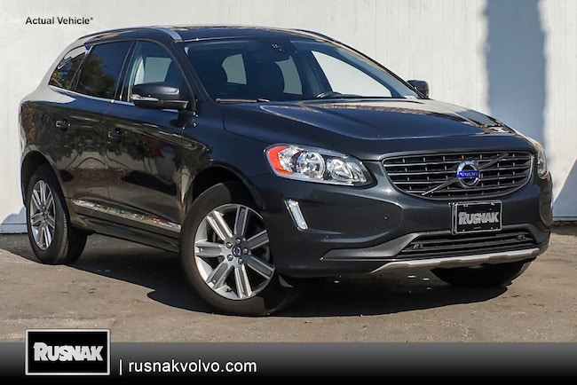 Certified Used 2016 Volvo XC60 T6 Drive-E SUV Los Angeles