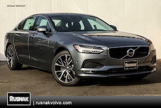 New 2019 Volvo S90 T6 Momentum Sedan Los Angeles California