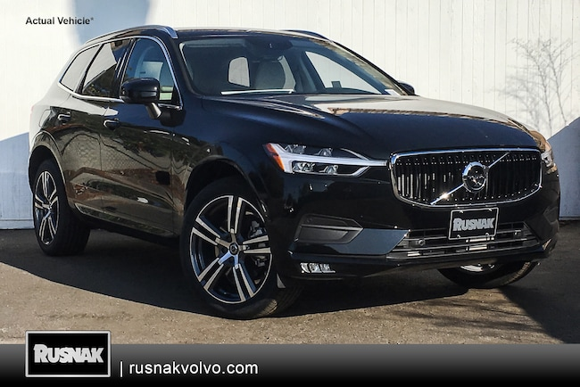 New 2019 Volvo XC60 T6 Momentum SUV Los Angeles