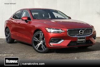 New 2019 Volvo S60 T5 Inscription Sedan Los Angeles California