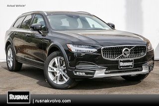 New 2018 Volvo V90 Cross Country T5 AWD Wagon Los Angeles California