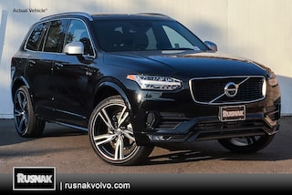 New 2019 Volvo XC90 T6 R-Design SUV Los Angeles California