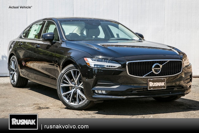New 2018 Volvo S90 T5 AWD Momentum Sedan Los Angeles