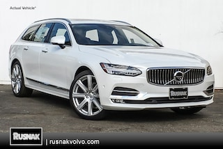 New 2019 Volvo V90 T5 Inscription Wagon Los Angeles California