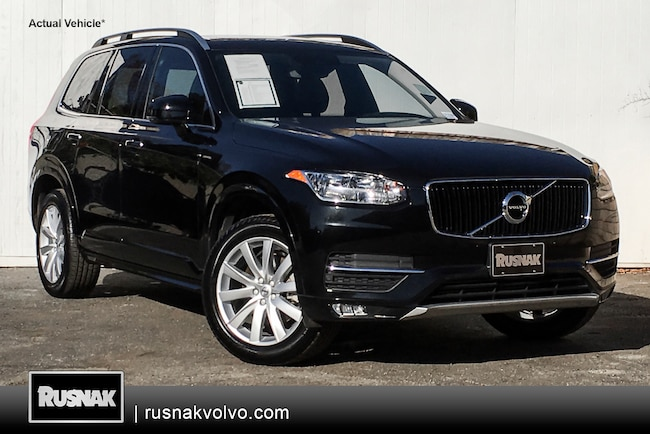 Certified Used 2016 Volvo XC90 T5 Momentum SUV Los Angeles