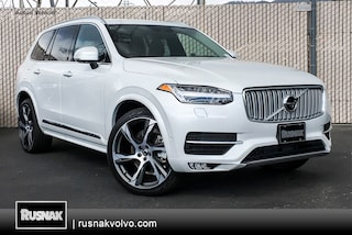 New 2019 Volvo XC90 T6 Inscription SUV Los Angeles California
