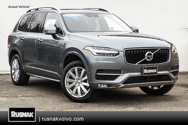Certified Used 2018 Volvo XC90 Momentum SUV Los Angeles