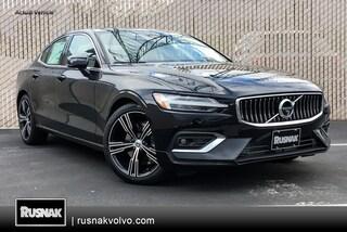 New 2019 Volvo S60 Inscription Sedan Los Angeles California