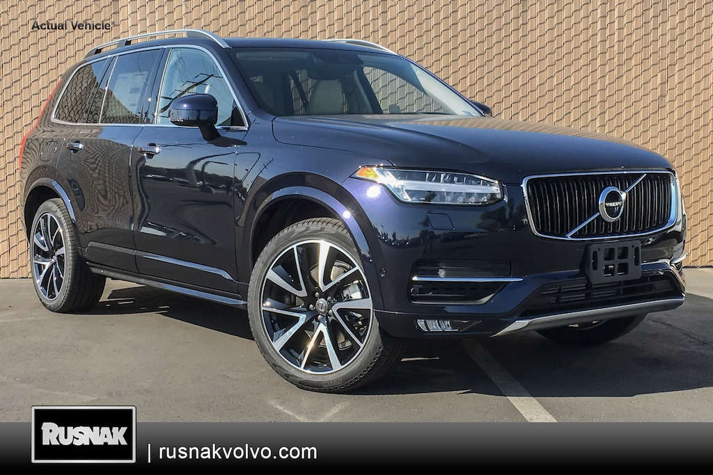 Buy Or Lease New 2019 Volvo Xc90 Near Los Angeles Stock