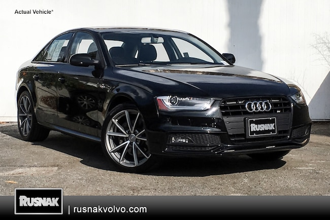 Used 2016 Audi A4 Premium Sedan Los Angeles