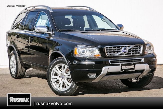 Used 2013 Volvo XC90 3.2 SUV Los Angeles