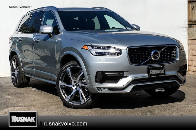 New 2019 Volvo XC90 T6 R-Design SUV Los Angeles