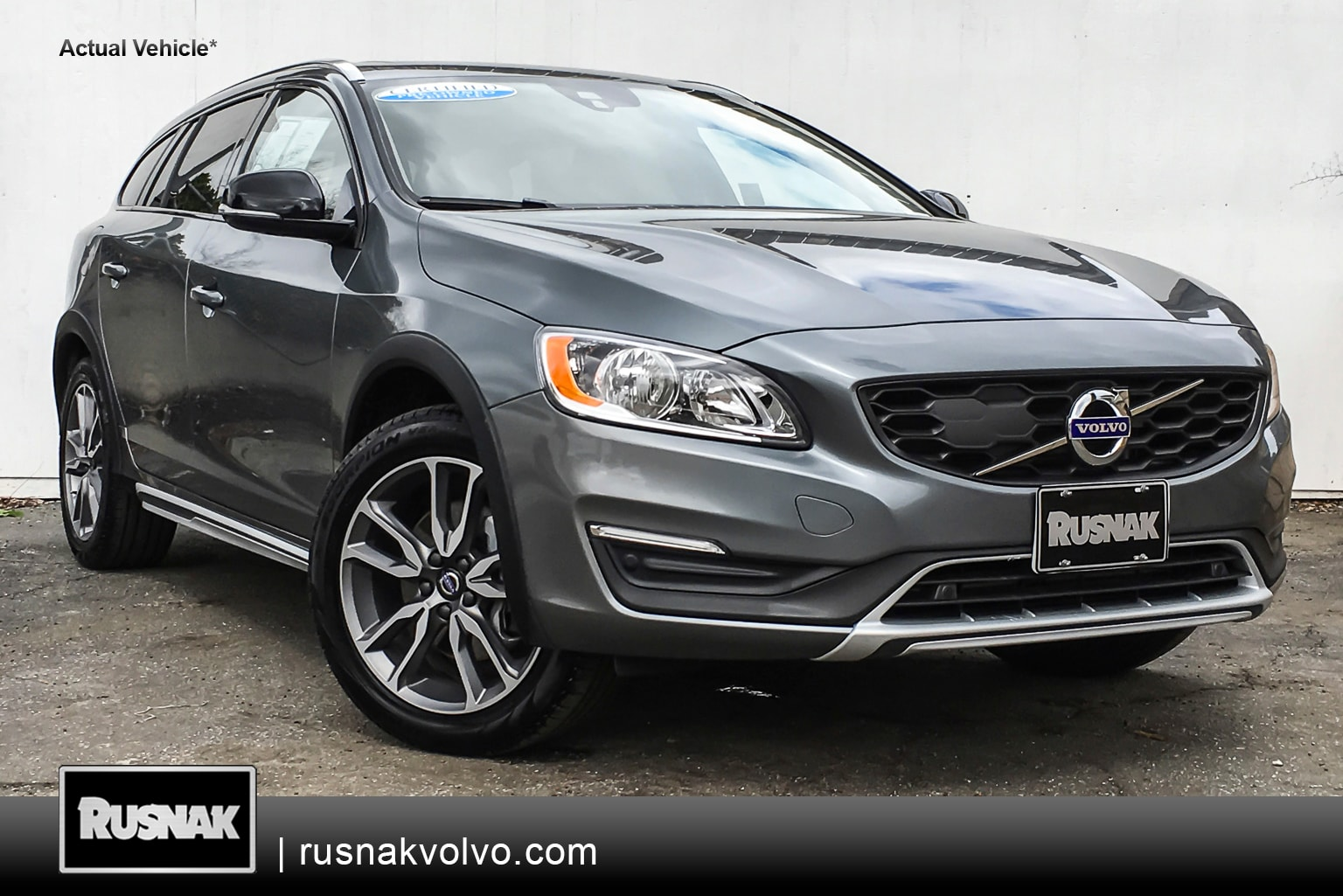 Certified Used 2018 Volvo V60 Cross Country Los Angeles